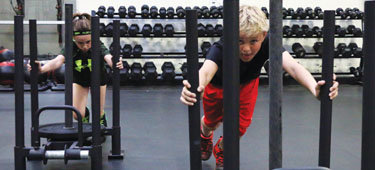 Afterburn Fitness Youth Classes, stay ahead of the